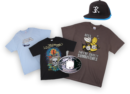 GET SOME MERCH